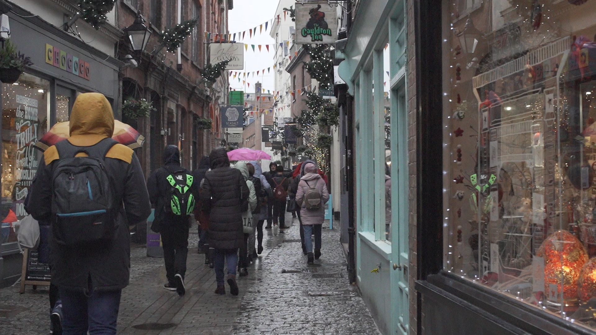 Christmas Shopping ideas from Exeter's independents with the In Exeter Gift Card. Exploring Exeter. Image by @momentstomedia
