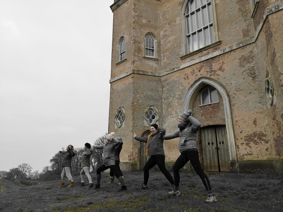 A magical day in Devon of yoga retreat and tree hugging at Powderham Castle, exploring exeter 2019