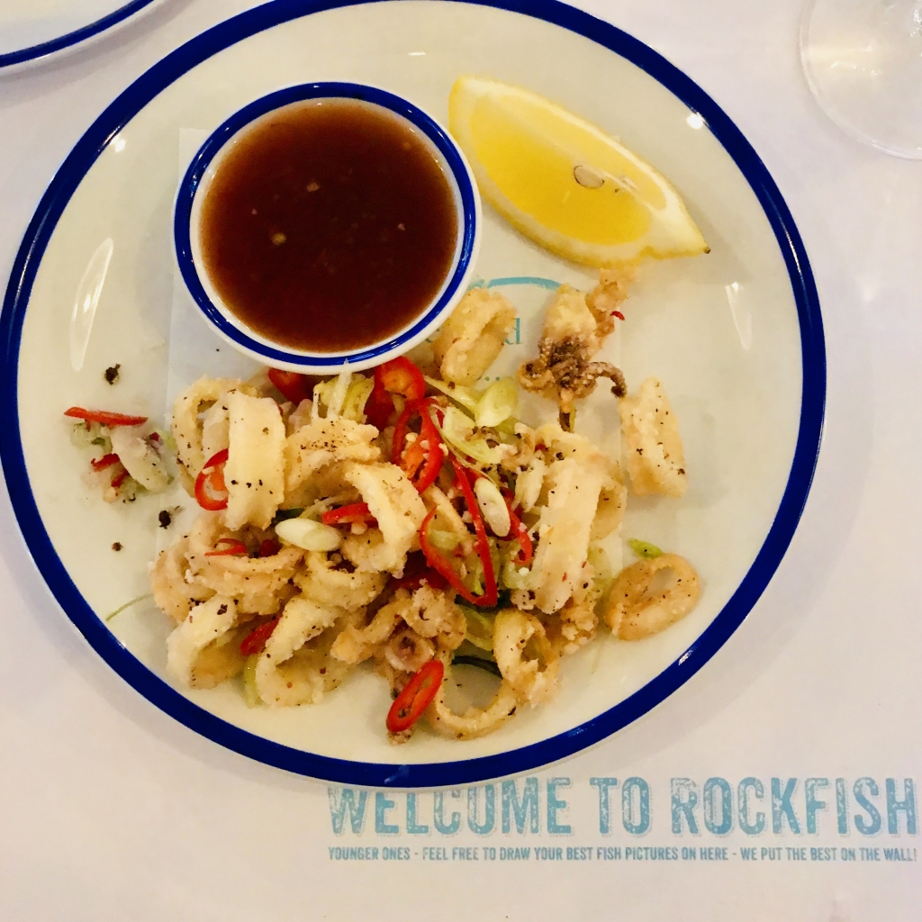 *New restaurant klaxon* Rockfish Exeter is open, here are a few things on the menu that you should try, Exploring exeter 2019