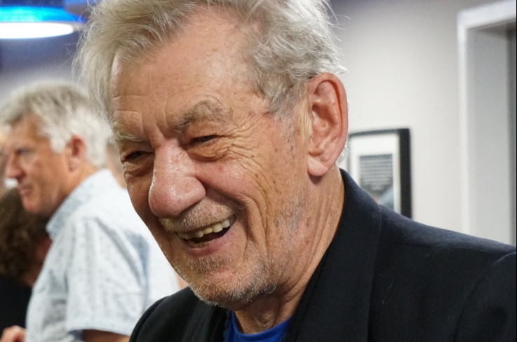 Sir Ian McKellen; hero of the people, champion of LGBTQ and Women's rights, stage and screen icon has launched a 'pay it forward' appeal to give away 1,000 free panto tickets to families in Exeter with bucket collection. Exploring Exeter 2019