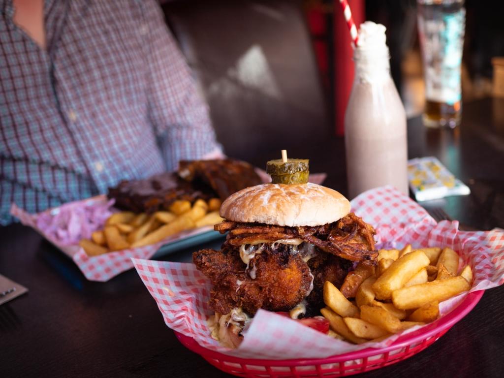 Zita's Smokehouse, a taste of Americana in Exeter, Exploring Exeter